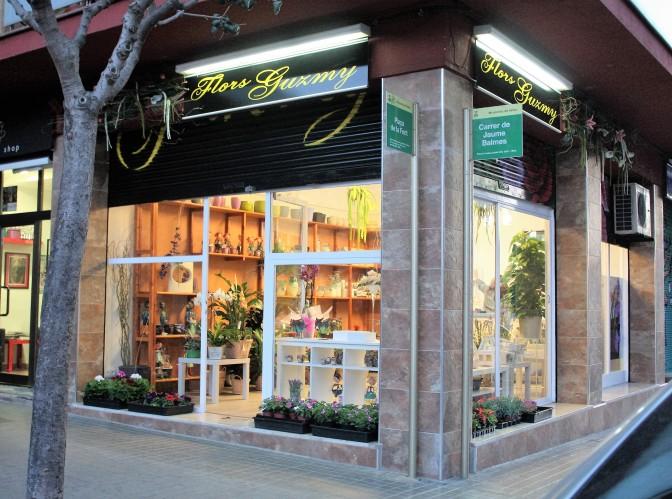 Flors Guzmy Plaça de la Font
